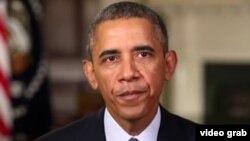 美国总统奥巴马 (资料图片)