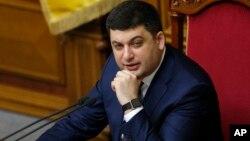 Ukrainaning yangi Bosh vaziri Vladimir Groysman