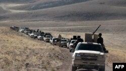 Сили «Фронту аль-Нусра» неподалік кордону між Ліваном і Сирією