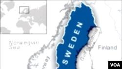 Pengadilan di Stockholm, Swedia mengadili 10 tersangka perampokan pada September 2009.