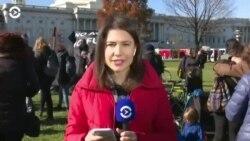 «Пятницы ради будущего»: в Вашингтоне и во всем мире прошли акции протеста против климатического кризиса