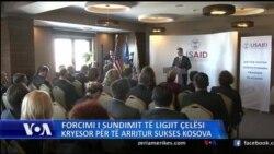 USAID për gjyqësorin në Kosovë
