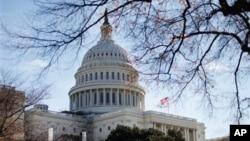 位於首都華盛頓的美國國會(2011年11月19日資料照片)