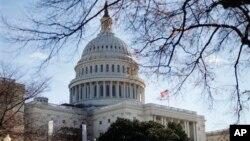 美国国会。(资料照片)