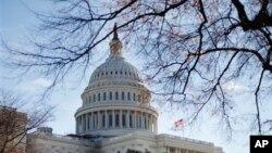 미국 워싱턴 의회 건물. (자료사진)