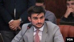 Lazar Krstić, ministar finansija Srbije (arhivski snimak)