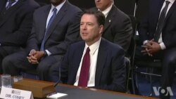 James Comey félicite le travail du FBI (video)