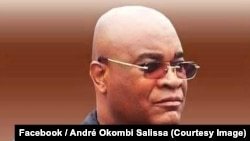 André Okombi Salissa, un des candidats malheureux à la présidentielle de 2016 au Congo. (Facebook/ André Okombi Salissa)