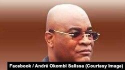 André Okombi Salissa, un des candidats malheureux à la présidentielle de 2016 au Congo, sur une photo publiée sur sa page Facebook le 10 septembre 2016. (Facebook/ André Okombi Salissa)