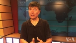 VOA专访周锋锁 第三部分