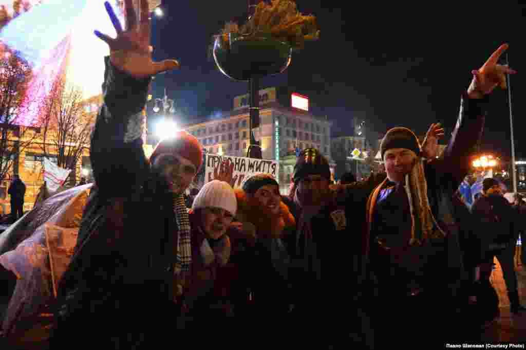 Київ. 4 грудня