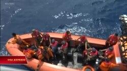 Indonesia tìm thấy hộp đen thứ nhì của máy bay Lion Air bị rơi