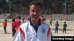 علی عسکر لعلی، کمک مربی تیم ملی فوتبال افغانستان