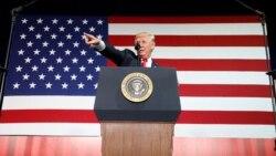 Tramp hozircha Obama tashqi siyosatini davom ettirmoqda