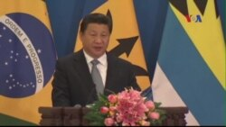 Trung Quốc ve vãn các nước Mỹ Latin bằng cam kết đầu tư
