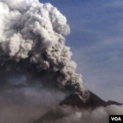 Hingga sekarang aktivitas Gunung Merapi masih belum berakhir.