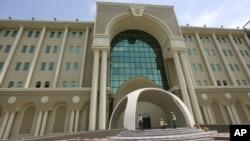 تعمیر جدید وزارت دفاع افغانستان