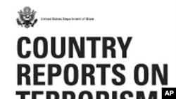 Iran Tops State Terror List