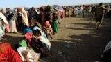Waethiopia wavuka mpaka kwenda kutafuta hifadhi katika jimbo la Kassala nchini Sudan. Picha na Reuters.