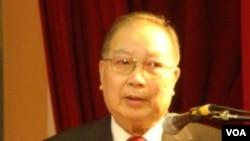 吳國基 紐約中華公所主席