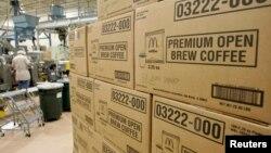 McDonald's está trabajando para aumentar la cantidad de café certificado que compra a distintos países en el mundo.