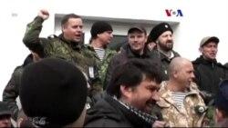 Rusya Ukrayna'ya Askeri Baskıyı Arttırdı