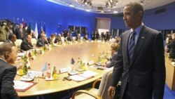 اوباما و ديگر رهبران گروه ۸ می گويند ۲۰ ميليارد دلار برای کمک به مصر و تونس فراهم شدنی است