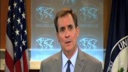 美國國務院呼籲北韓停止威脅地區安全