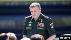 Tướng Nga Valery Gerasimov.
