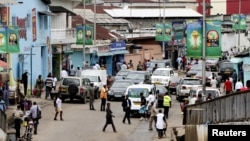 Gilbert Ekogha Ondo joint à Libreville par Nathalie Barge