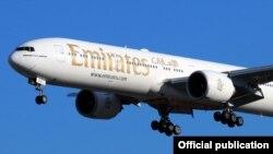 Emirates Boeing 777-31H ER