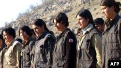 Türk ordusu kürd üsyançılarına qarşı xüsusi əməliyyatlar keçirib