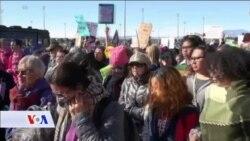 Marševi žena nastavljeni širom svijeta