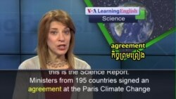 Paris Agreement to Slow the Pace of Global Warming