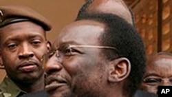 Ông Cheick Traore, người cầm đầu Đảng Hội Tụ Phi Châu để Đổi mới