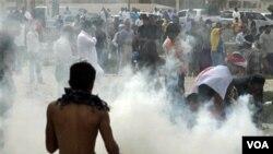 Pwotestasyon kont gouvènman an nan Bahreïn dimanch 13 mas 2011 la