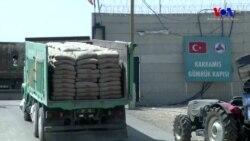 Suriye Savaşı Yüzünden Kapanan Sınır Kapısı Yeniden Açıldı