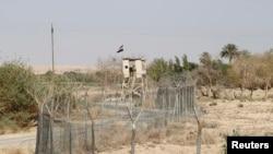 منطقه مرزی ابوکمال میان عراق و سوریه - آرشیو