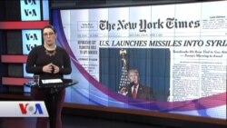 7 Nisan Amerikan Basınından Özetler