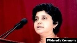 Dadwera Serekî yê Dadgeha Bilind Shirani A Bandaranayake
