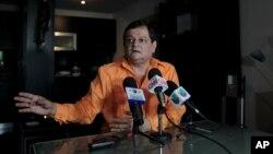 Francisco Bautista, del show Buenas Noches, de Globovisión, fue uno de las primeras figuras en renunciar, en mayo de este año, ante la nueva administración del canal.