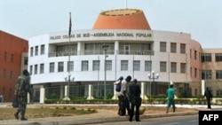 Edifício do Parlamento da Guiné-Bissau