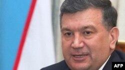 O'zbekiston prezidenti vazifasini bajaruvchi Shavkat Mirziyoyev