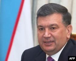 Bosh vazir Shavkat Mirziyoyev
