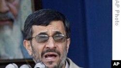 艾哈迈迪内贾德向反伊朗入侵发出警告