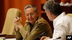 Pemerintah AS dilaporkan membiayai aktivitas untuk mendorong terbentuknya kelompok oposisi anti pemerintahan Raul Castro di Kuba (foto: dok).