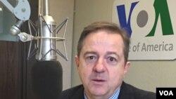 Javier Sierra, portavoz de la organización ambientalista Sierra Club.