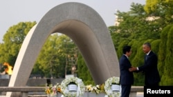 Obama Visits Hiroshima - Issues in the News