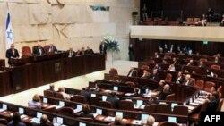 ისრაელის პარლამენტის ახალი კანონი