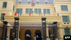 Tòa án Nhân dân Hà Nội